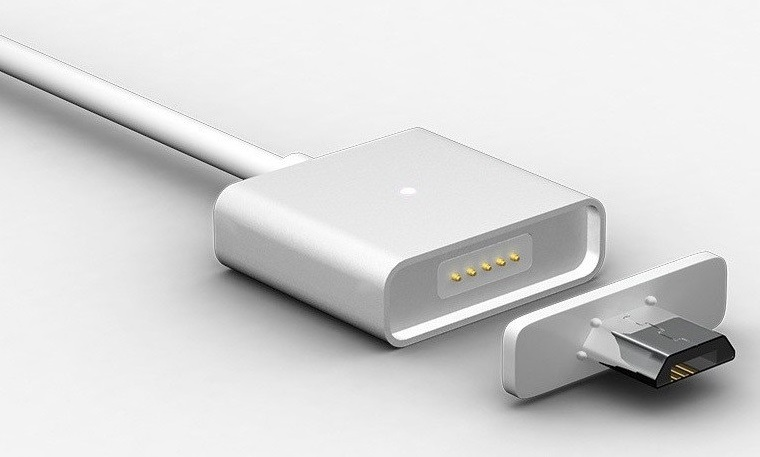 Magnetic MicroUSB Cable