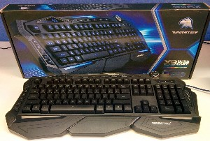 WFIRST X9 Gaming Keyboard