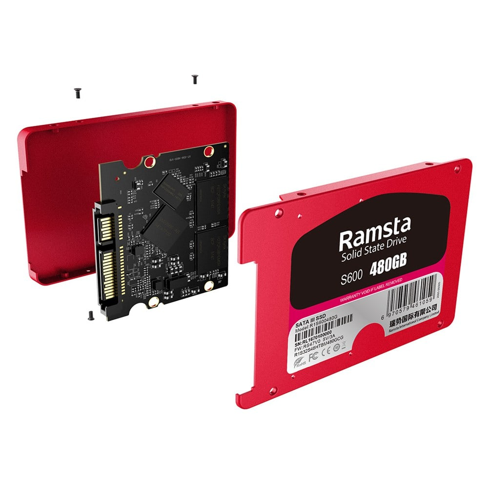 Ramsta S600 480GB SSD
