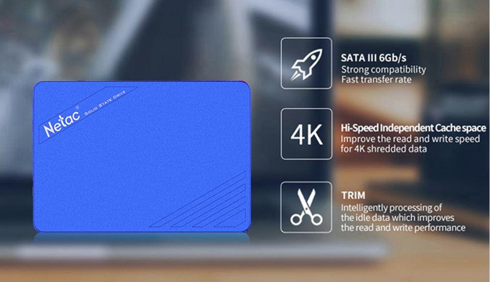 Netac N600S SSD