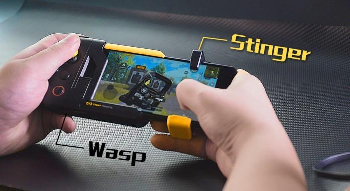 Flydigi Stinger and Flydigi Wasp