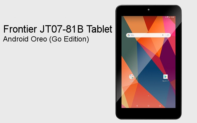 Frontier JT07-81B Go Edition