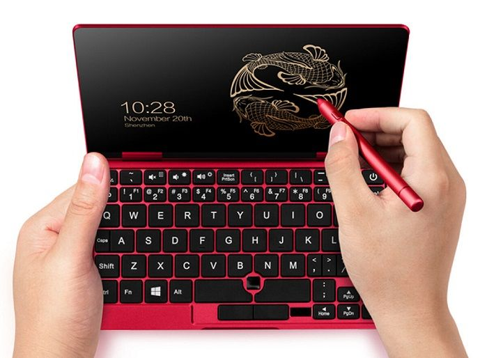 One Netbook One Mix 2S Yoga Koi Edition