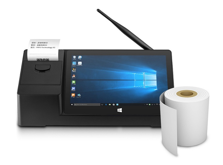 PiPO X3 with Thermal Printer