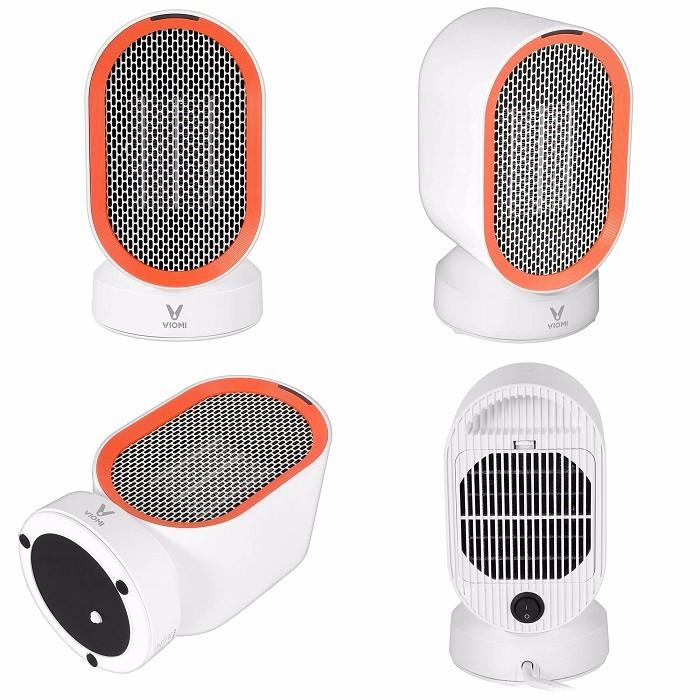Viomi VXNF01 Heater Sides