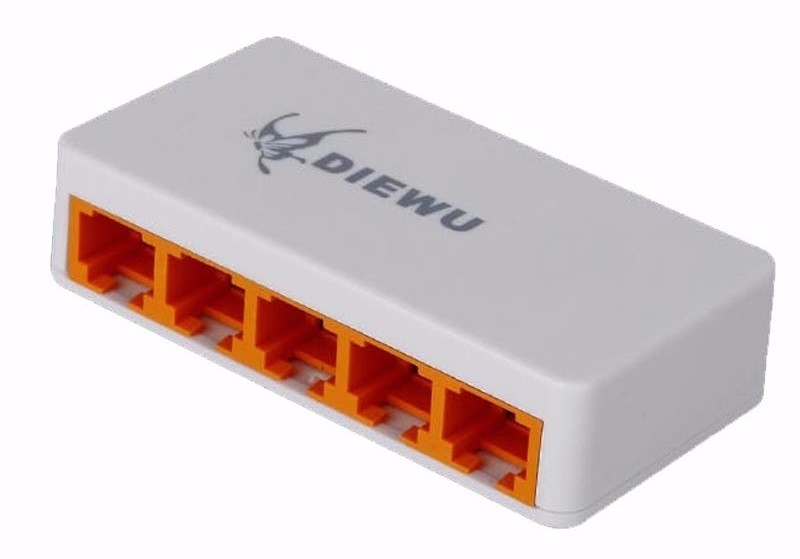DIEWU Ethernet Network Switch