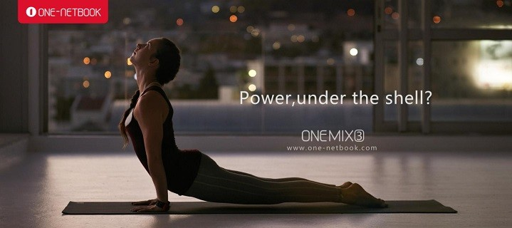 One Mix 3 Yoga Teaser