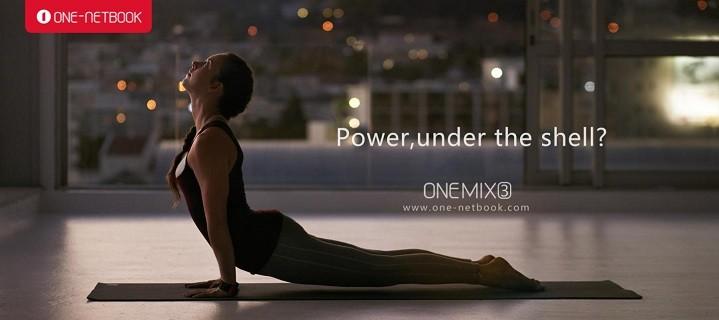 One Mix 3 Yoga Teaser